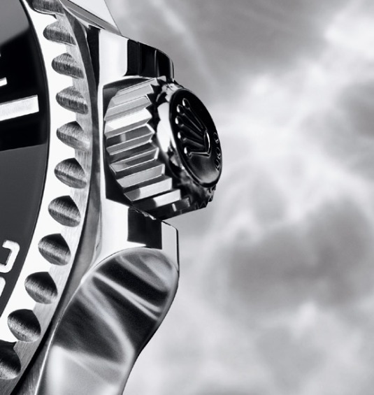 Rolex Sea-Dweller 4000 couronne de remontoir Triplock