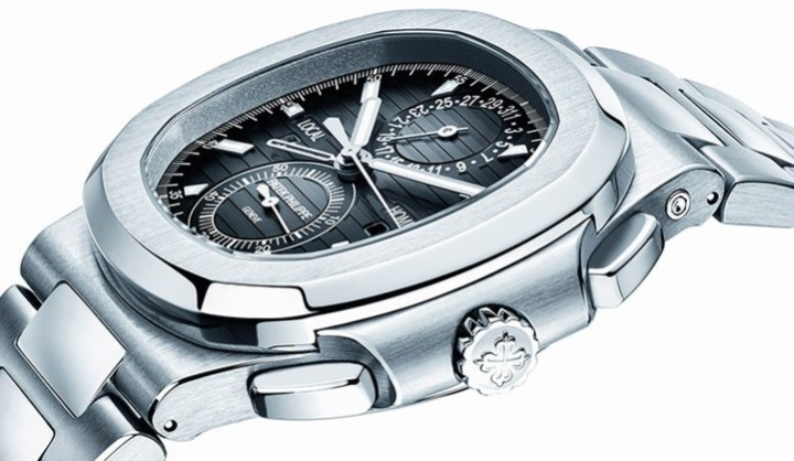 Patek Philippe Nautilus Travel Time Chronograph : le nec plus ultra de la Nautilus