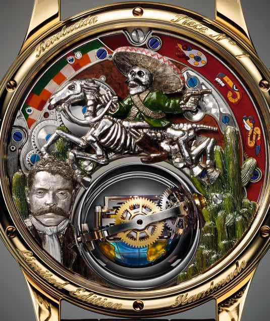 Zenith Academy Christophe Colomb Hurricane Revoluction : Emiliano Zapata