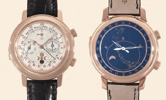 Patek Philippe Sky Moon Tourbillon Photo Antiquorum
