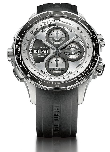 Hamilton Khaki X-Wind Limited Edition