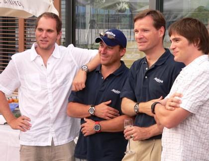 Nicolas Le Forestier, Peter Stas, les frères Falquet
