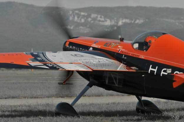 Hamilton : chronométreur officiel des Free Flight World Masters