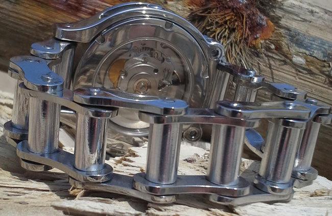 Farol LR6X2/1 : un bracelet métal innovant et totalement original