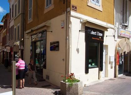Select-Time.fr : une nouvelle boutique de montres d'occasion en plein cœur de Salon de Provence