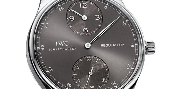 Portugaise Régulateur d'IWC Schaffhausen