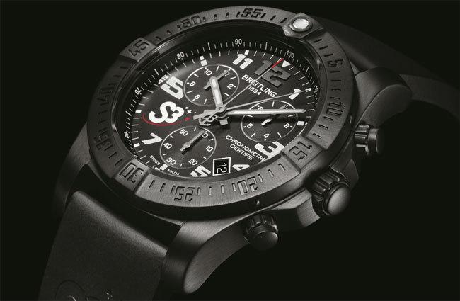 Breitling Chronograph S3 The Zero Gravity Watch