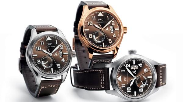 Une nouvelle montre d'aviateur chez IWC en hommage à Saint-Exupéry