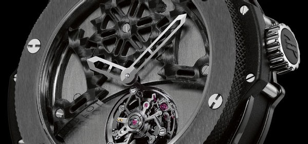 Bat Bang Tourbillon All Black de Hublot