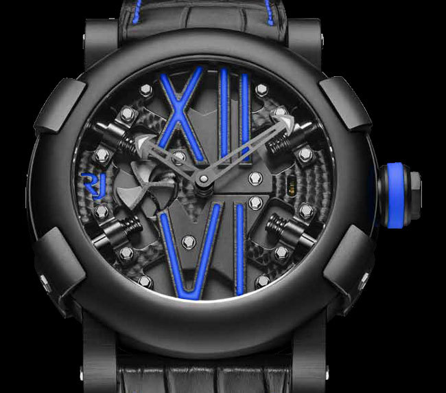 Romain Jerome Steampunk Auto Colours