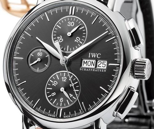 IWC Portofino : les nouveautés de cette famille de montres sobres et élégantes