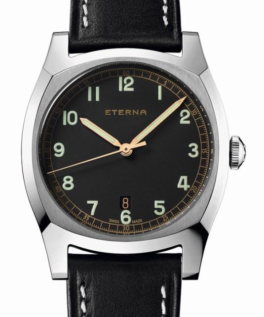 Eterna Heritage Military Majetek : 1939 exemplaires pour cette montre de l'armée tchécoslovaque