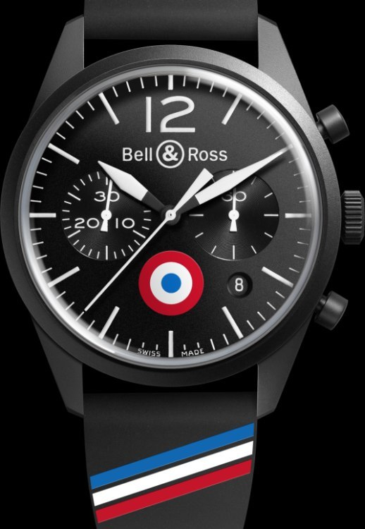 Bell & Ross Vintage BR 126 Insignia