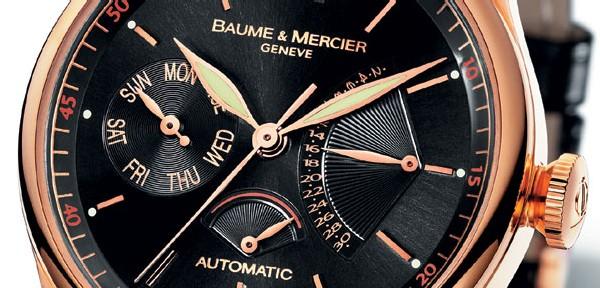 William Baume : quatre nouveaux chronos au look résolument rétro chez Baume et Mercier