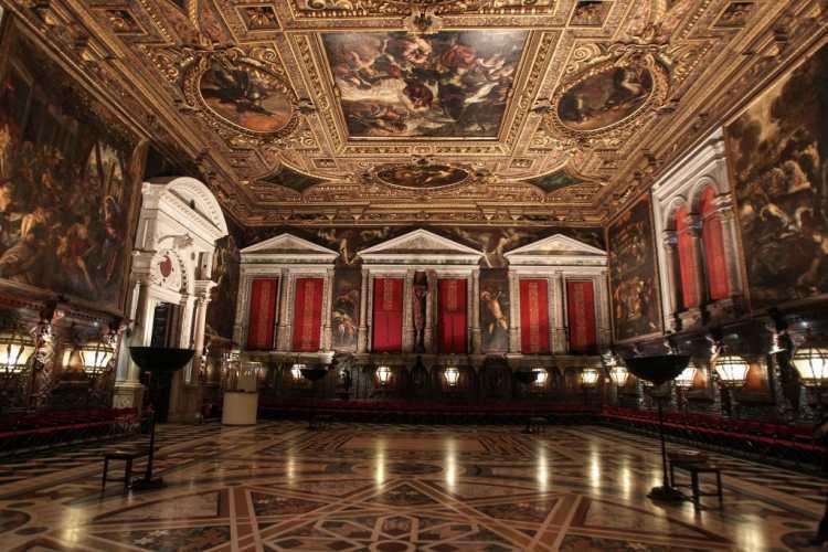 Scuola Grande Di San Rocco ©Ph Sebastiano Pessina