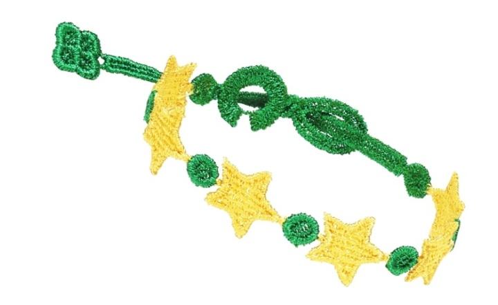 Cruciani : le bracelet « do Brasil »