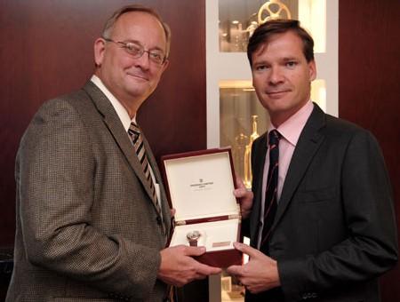 L'horloger suisse Frédérique Constant remet les tous premiers Passion Awards