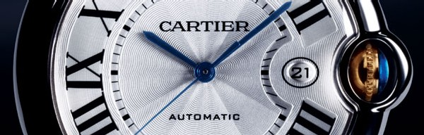 Ballon bleu de Cartier (42 mm) or et acier