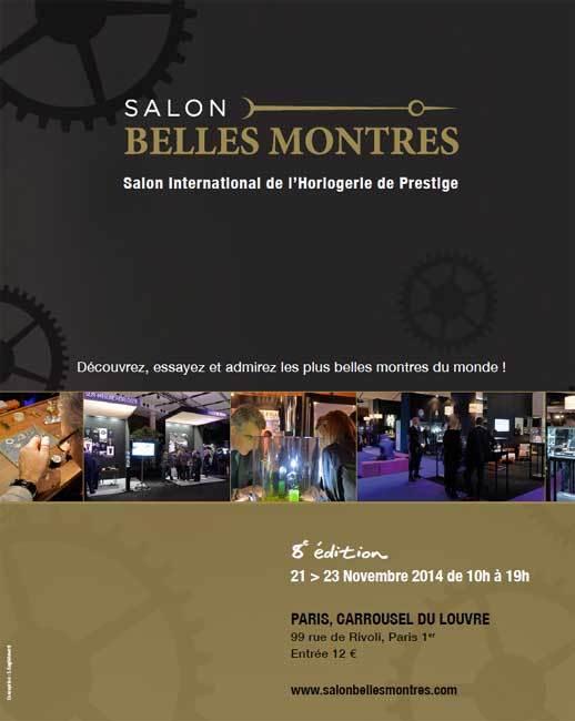 Salon belles montres 2014 - Salon de the rue de rivoli ...