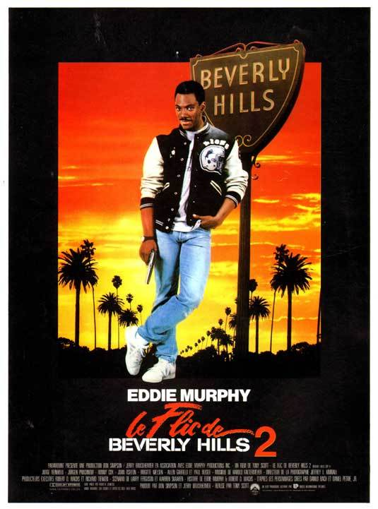 Le flic de Beverly Hills 2, DR