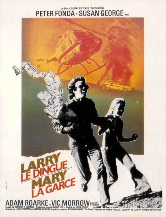 Larry le dingue, Mary la garce, DR