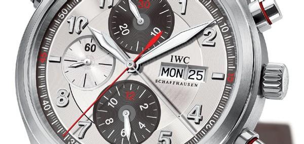 Spitfire Double Chronographe IWC