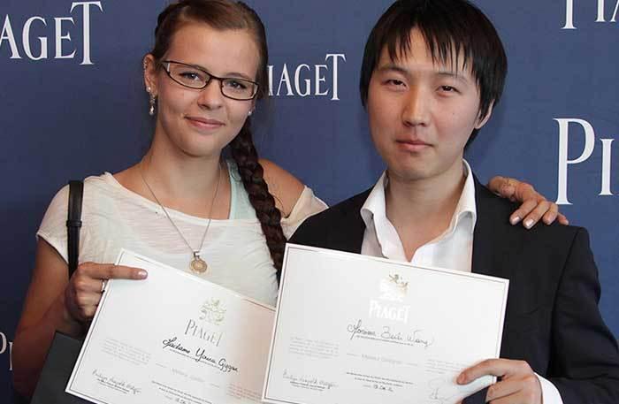 Piaget : prix du meilleur designer et du meilleur joaillier