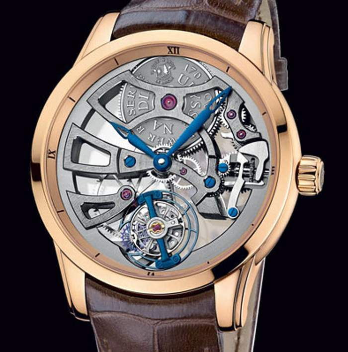 Ulysse Nardin Skeleton Tourbillon Manufacture