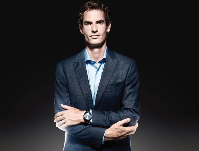 Rado : une nouvelle campagne de pub avec Andy Murray