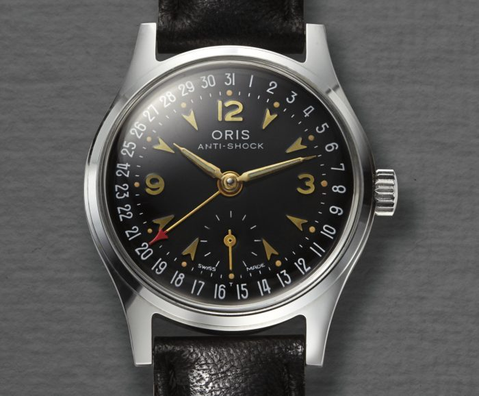 Big Crown Pointer Date Oris de 1938