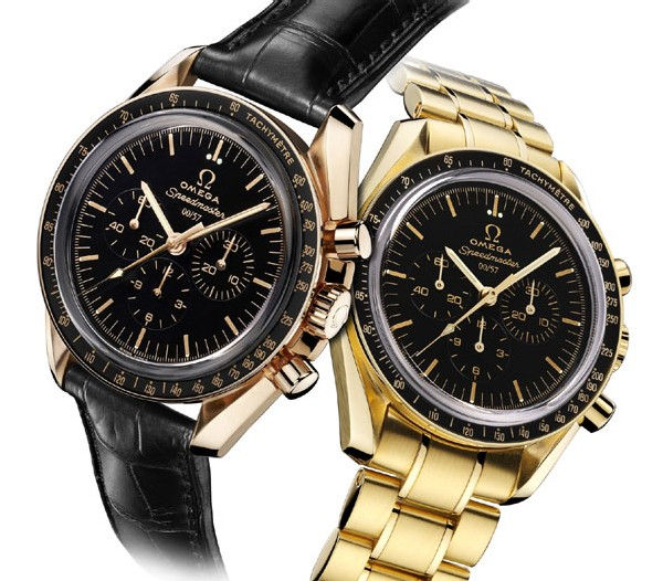 Omega Speedmaster Professional Moonwatch Co-Axial : une série limitée à l'occasion du 50ème anniversaire de cette montre culte
