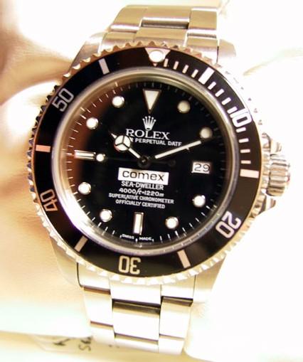 Rolex Sea-Dweller Comex chez Olivine Prestige