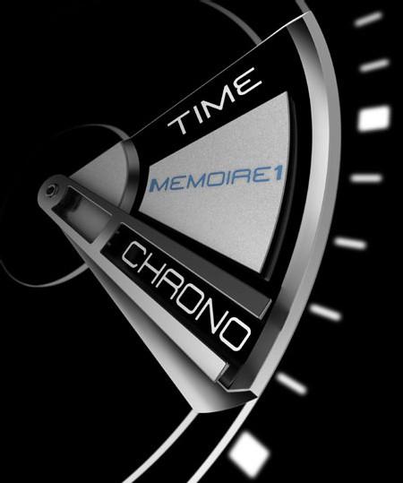 Mémoire 1 : Maurice Lacroix créé une montre mécanique dotée d'une fonction mémoire