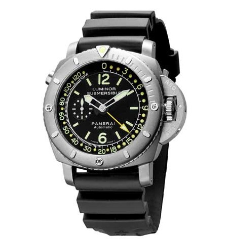 Panerai Luminor 1950 submersible « Depht Gauge »