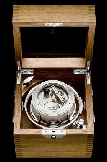 Chronomètre de marine Panerai : réinterprétation d'une ancienne spécialité horlogère