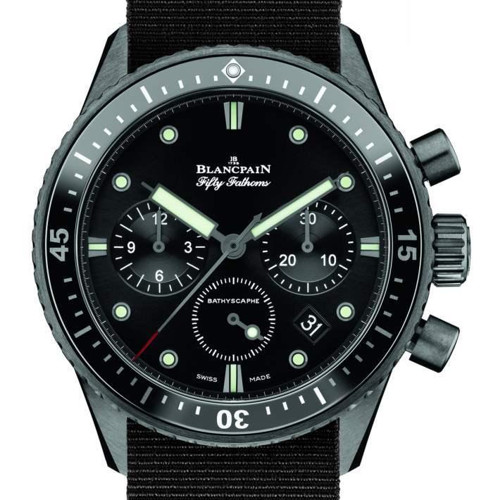 Blancpain Bathyscaphe : chrono Flyback