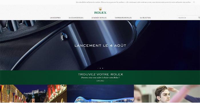 Lancement d'une nouvelle Rolex le 4 aout 2014