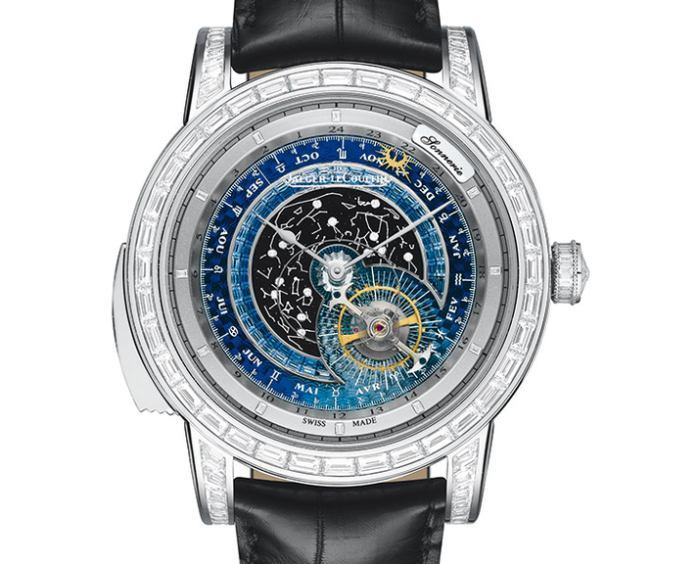 Jaeger-LeCoultre Master Grande Tradition Grande Complication or blanc
