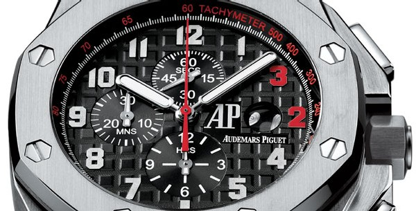 Chronographe Royal Oak Offshore Shaquille O'Neal
