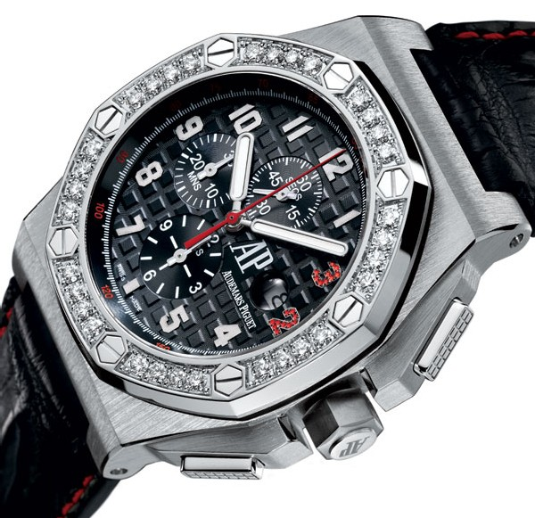 Chronographe Audemars Piguet Royal Oak Offshore Shaquille O'Neal