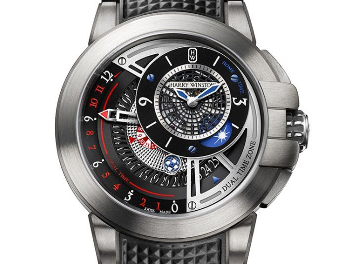Harry Winston Project Z8 : Z comme Zalium !