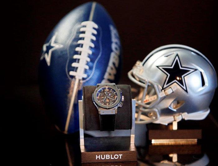 Hublot et les Dallas Cowboys