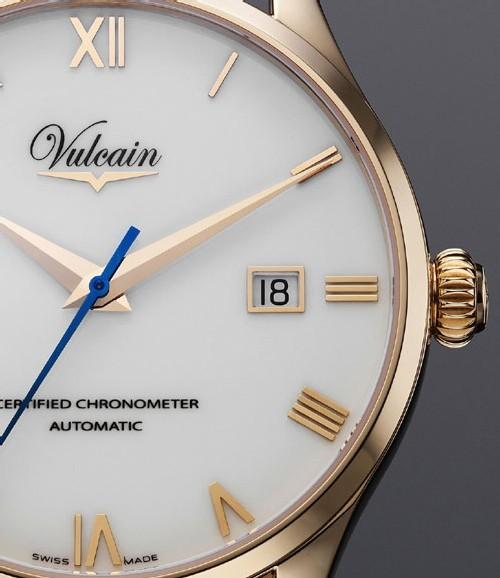 Vulcain Golden Heritage