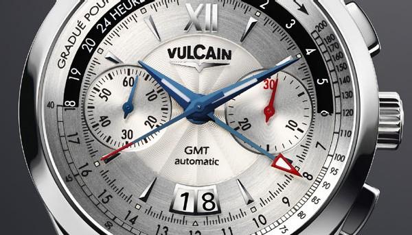 Vulcanographe de Vulcain
