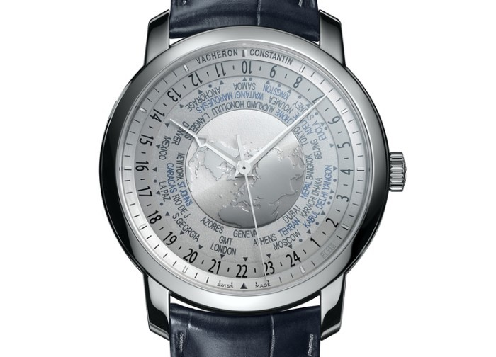 Vacheron Constantin Traditionnelle Heures du Monde Collection Excellence Platine