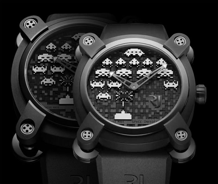 RJ-Romain Jerome Space Invaders 40