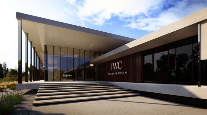 IWC Schaffhausen : une nouvelle unité de production pour fin 2016