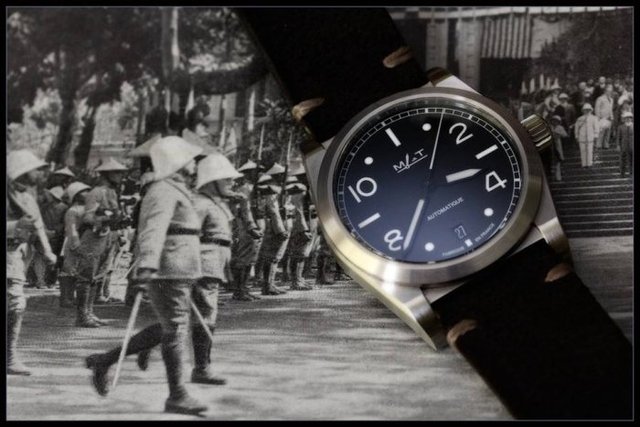 AG7 MATWatches