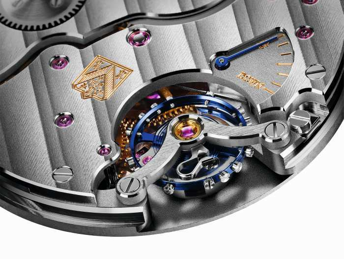 Moser Venturer Small Seconds Bucherer Edition