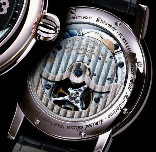 Heart Beat Manufacture Only Watch 2007 de Frédérique Constant